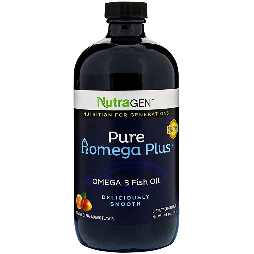 NutraGen Omega-3 Fish Oil