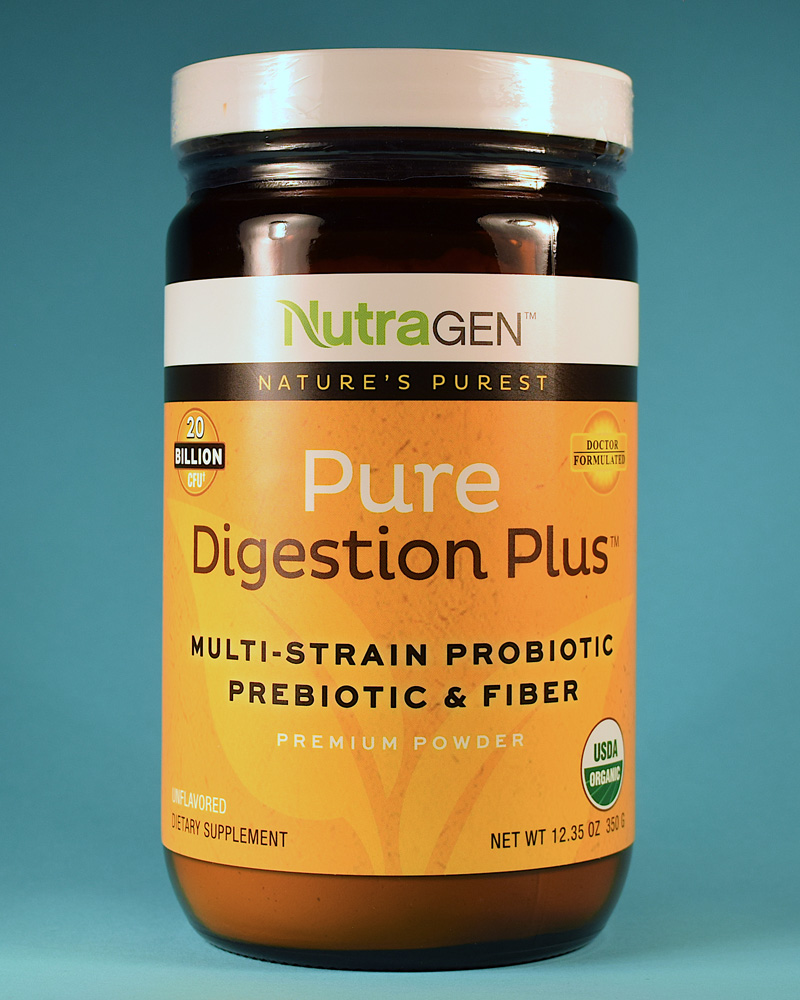 NutraGen Pure Digestion Plus