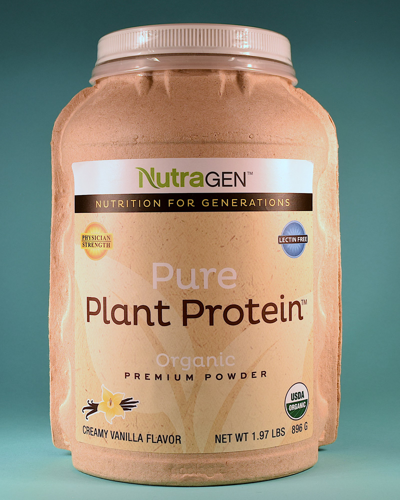 Pure Plant Protein